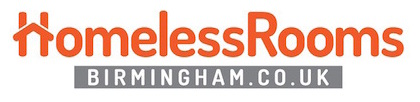 Homeless Rooms Birmingham - logo