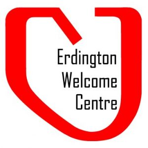 Erdington Welcome Centre - logo