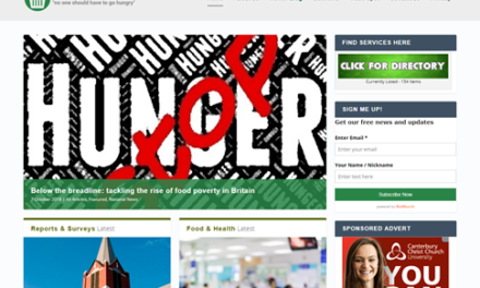 FindFoodBanksBrum is back online!