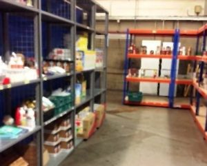 Bethany Food Bank Erdington