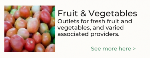 Directory Tab - Fruit & Vegetables